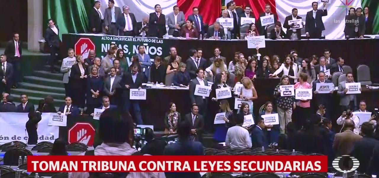 Foto: Diputados Aprueban Ley General Educación 19 Septiembre 2019