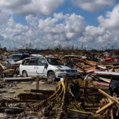 Dorian provocó gran fuga de petróleo en el mar en Gran Bahama