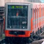 Foto: Los trenes y andenes no participarán en el macrosimulacro, 19 de septiembre de 2019, (Twitter @MetroCDMX