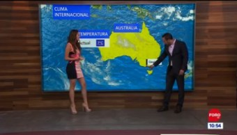 El clima internacional en Expreso del 23 de septiembre del 2019