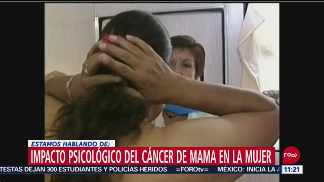 El impacto psicológico del cáncer de mama en la mujer