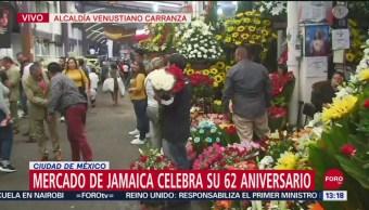 FOTO: Mercado Jamaica Celebra 62 Años