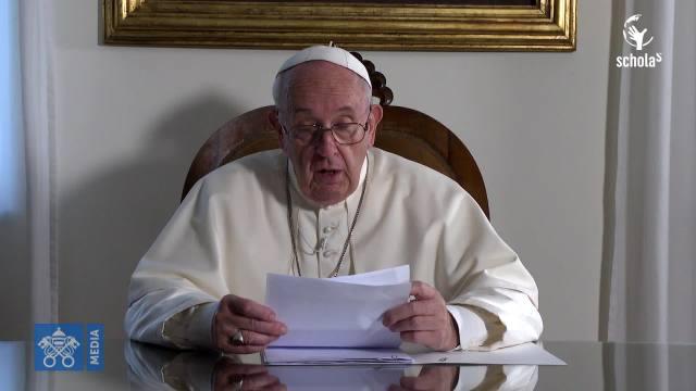 FOTO:El Papa felicita en un video al Club América, 27 septiembre 2019