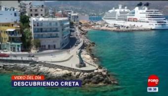 #ElVideodelDía: Descubriendo Creta