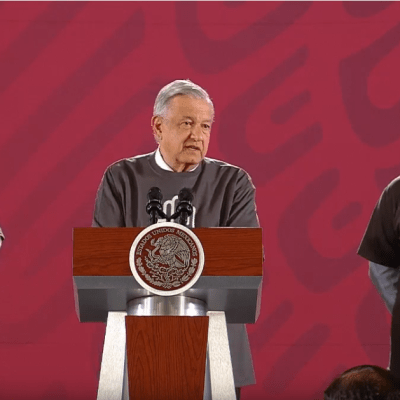 AMLO reitera compromiso con caso Ayotzinapa, a cinco años de la desaparición
