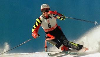 FOTO Encuentran cadáver de esquiadora Blanca Fernández en Madrid (AP, archivo)
