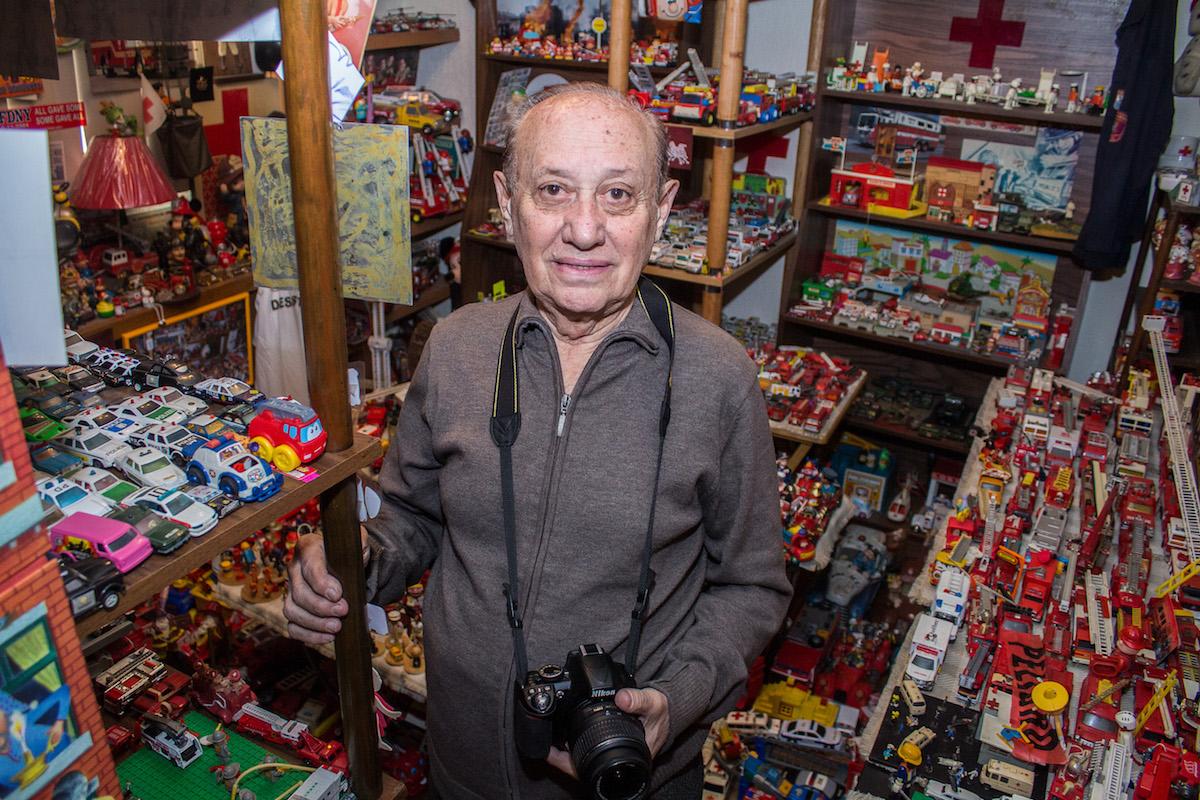 Enrique Metinides; así vivió el terremoto de 1985