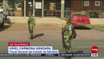 FOTO: Entrevista Completa De Uriel Carmona Gándara Para En La Mira