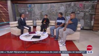 Entrevista con Leonardo Farías, sobreviviente del sismo de 19 de septiembre de 2017