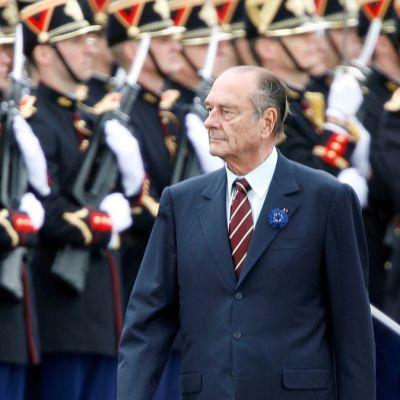 Momentos clave en la vida política del expresidente Jacques Chirac