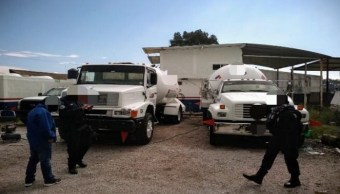 Foto: Los predios eran habilitados como estaciones de carburación, 11 de septiembre de 2019 (municipiospuebla.mx)