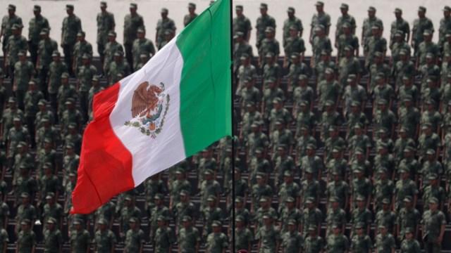 Foto: Festejos de independencia, septiembre 2018, México