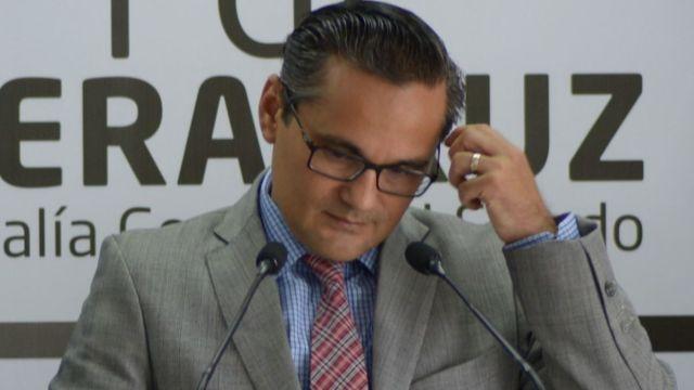Dictan presunta orden de aprehensión contra exfiscal de Veracruz, Jorge Winckler