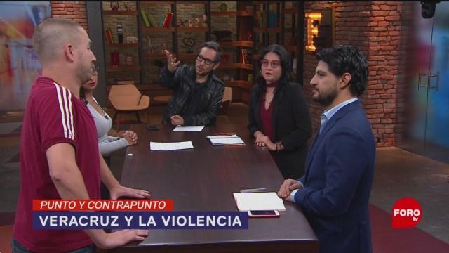 Foto: Fiscalía Veracruz Veronica Jorge 5 Septiembre 2019