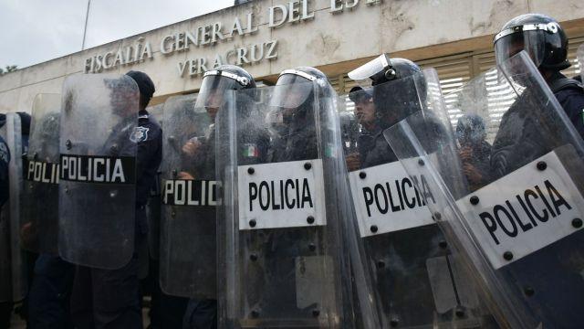 Fiscalía de Veracruz