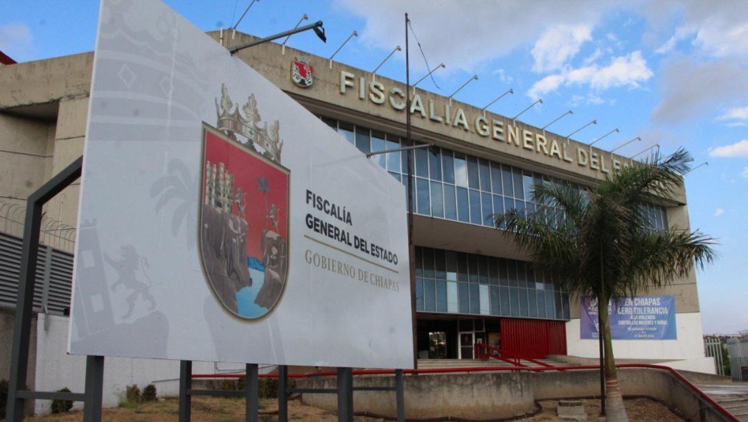 Fiscalía General del Estado de Chiapas. (Twitter: @FGEChiapas)