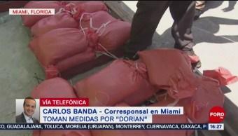 FOTO: Florida, en alerta máxima por huracán 'Dorian', 1 septiembre 2019