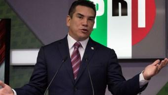 Foto: Alejandro Moreno, presidente nacional del PRI. Cuartoscuro