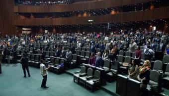 Foto: Sesión en la Cámara de Diputados el 19 de septiembre de 2019. Cuartoscuro