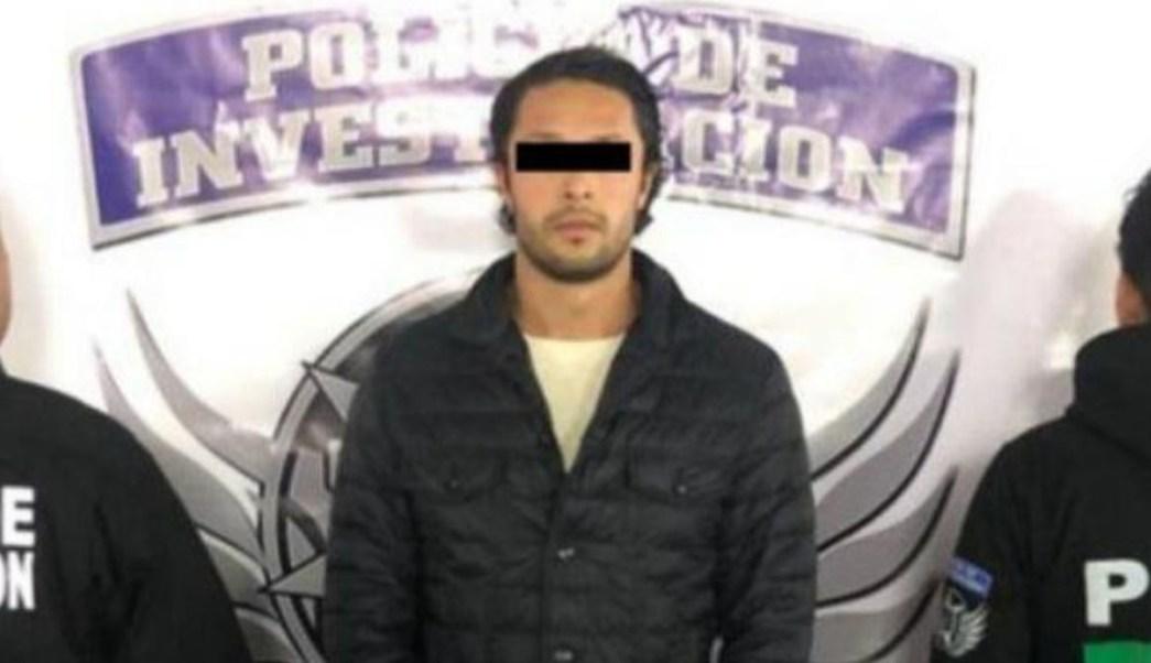 Foto: Uno de los agresores fue localizado en el municipio de Metepec, Estado de México. Twitter/@PGJDF_CDMX