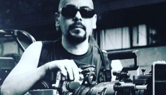 Foto: Erick Castillo Sánchez, director de fotografía de Discovery Channel. Twitter/@AlertaPDMX