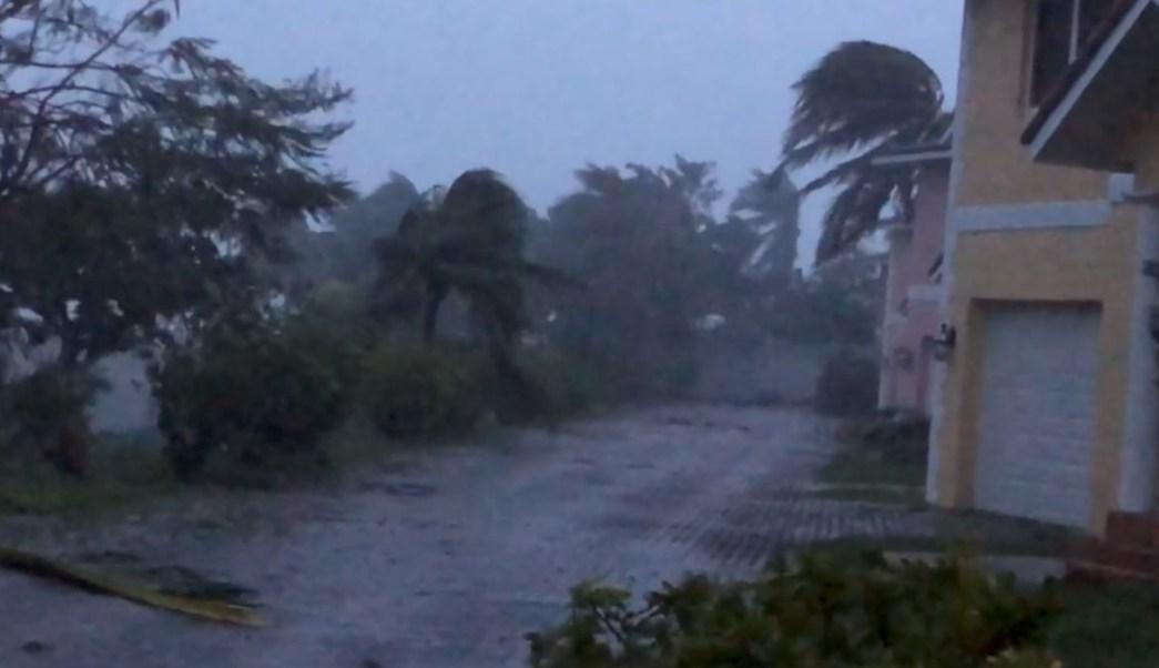 "Foto: El huracán ""Dorian"" golpeo fuerte en las Bahamas. Reuters"