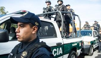 Foto: Elementos de la Secretaría de Seguridad Ciudadana de la Ciudad de México. Cuartoscuro