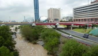 Foto: El cuerpo de Walter Jesús Leal Moreno fue hallado en el río Santa Catarina. Cuartoscuro
