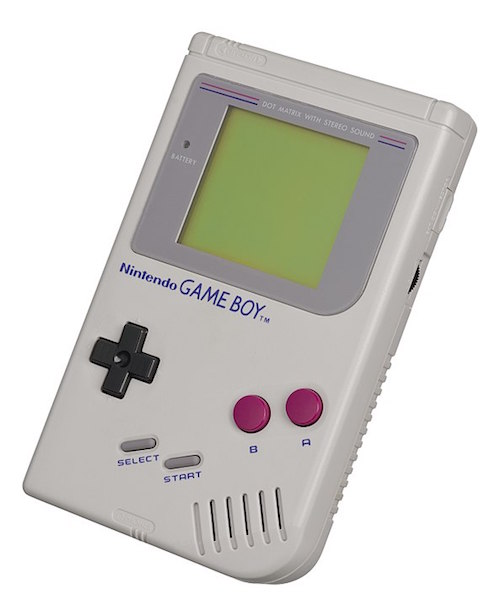Nintendo Historia Día Videojuegos Foto Game Boy