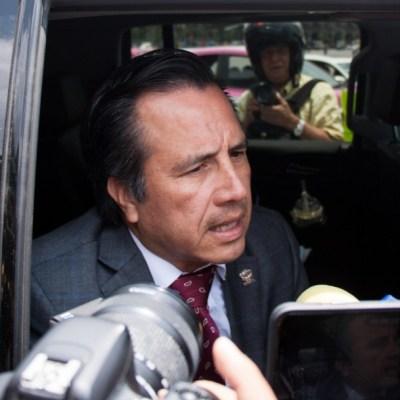 Gobierno de Veracruz descarta que persiga a exfuncionarios estatales
