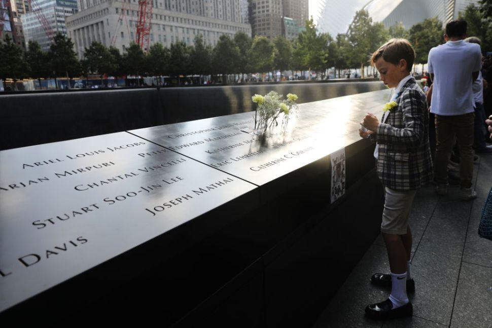 Foto:18 aniversario torres gemelas y 11s en estados unidos. 11 septiembre 2019