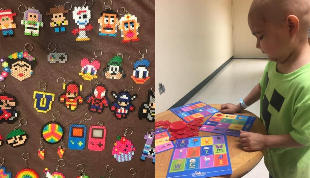 Foto:gian-carlos-niño-cancer-5-años-monterrey. 9 septiembre 2019