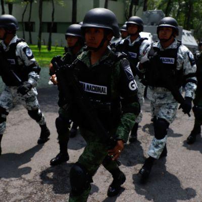 AMLO rechaza fallas en operación de la Guardia Nacional