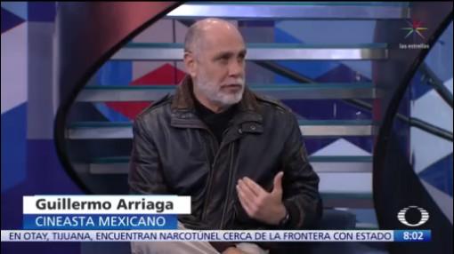 Guillermo Arriaga habla sobre su nueva cinta 'No one left behind'