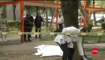 FOTO: Hallan cuerpo sin vida en Tlatelolco, 28 septiembre 2019