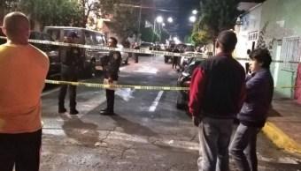 Foto: Balacera en la calle Lago Chairel, de la colonia 5 de mayo, en la alcaldía Miguel Hidalgo, 20 septiembre 2019