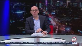 Foto: Hora 21 Julio Patán Programa Completo 20 Septiembre 2019