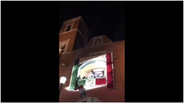 Se le cae la bandera a alcalde de Hidalgo