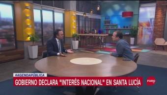 FOTO: Implicaciones legales en aeropuerto de Santa Lucía, 29 septiembre 2019