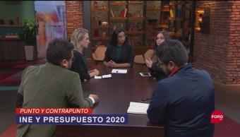 Foto: Ine Recibe Presupuesto Egresos 2020 Lo Que Pidió 11 Septiembre 2019