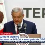 FOTO: Informe de Gobierno de AMLO llevaba deseos del presidente: Especialista, 1 septiembre 2019