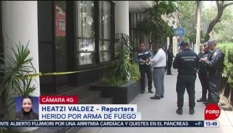 Foto: Intento Asalto Deja Herido Benito Juárez