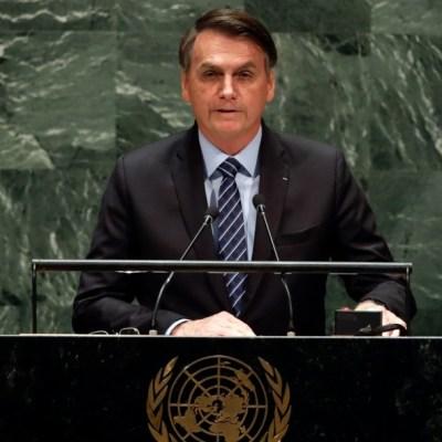 Bolsonaro niega que la Amazonia sea patrimonio de la humanidad