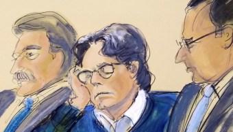 Caso NXIVM: Keith Raniere, líder de la secta sexual, será sentenciado en 2020