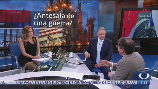 La crisis del petróleo; el análisis con Gabriel Guerra