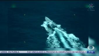 Foto: La ruta del Pacífico, consolidada por organizaciones de narcotraficantes