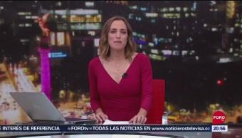 Foto: Las Noticias Ana Francisca Vega Forotv 18 Septiembre 2019