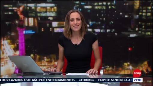 Foto: Las Noticias Ana Francisca Vega Programa Completo Forotv 25 Septiembre 2019