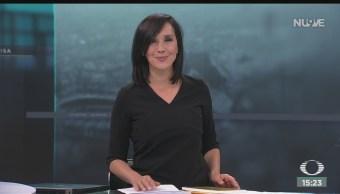 FOTO: Noticias Karla Iberia Programa Completo 11 Septiembre