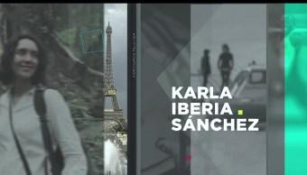 FOTO: Noticias Karla Iberia Programa Completo 12 Septiembre